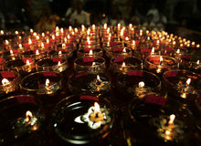 De lampen van de olie Royalty-vrije Stock Afbeelding