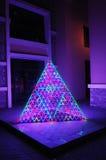 De lampen van het festival Stock Afbeeldingen