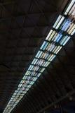 De lampen van het plafond Stock Afbeeldingen
