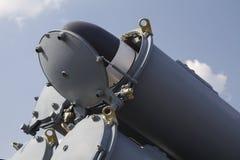 De lanceerinrichting van de raket Stock Fotografie