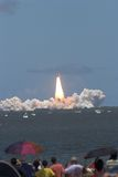 De lancering â STS 121 van de ruimtependel Stock Foto