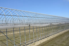 De landbouw bouw Royalty-vrije Stock Foto