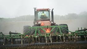 De landbouwwerken Stock Foto's