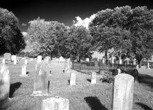 De landelijke Begraafplaats van Missouri Stock Afbeelding