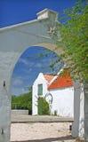 De Landgoederen van januari Kock, Curacao Royalty-vrije Stock Afbeeldingen