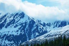 De landschappen van Alaska Stock Fotografie