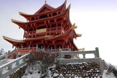 De landschappen van de winter Royalty-vrije Stock Foto's
