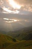 De landschappen van Guilin Royalty-vrije Stock Afbeeldingen