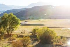 De landschappen van Turkije Royalty-vrije Stock Foto