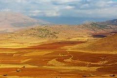De landschappen van Turkije Royalty-vrije Stock Afbeelding