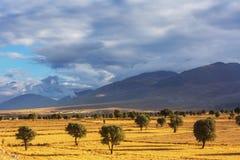 De landschappen van Turkije Stock Afbeelding
