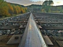 De lange afstand Stock Fotografie