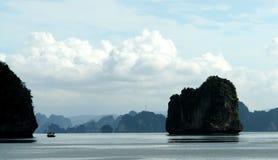 De Lange Baai van Ha Stock Afbeelding