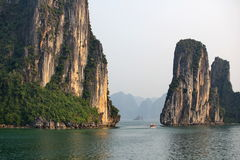 De Lange Baai van Ha royalty-vrije stock afbeelding
