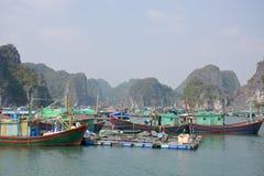 De Lange Baai van Ha Royalty-vrije Stock Foto