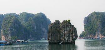 De Lange Baai van Ha, Vietnam Royalty-vrije Stock Afbeelding