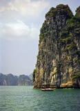 De Lange Baai Vietnam van Ha Stock Foto's