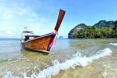 De lange Boot van de Staart Royalty-vrije Stock Fotografie
