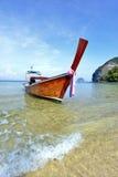 De lange Boot van de Staart Stock Afbeelding