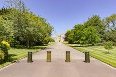 De Lange Gang in Front Of Windsor Castle royalty-vrije stock foto