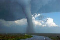 De Lange Tornado van Colorado van het zuidoosten Royalty-vrije Stock Afbeelding