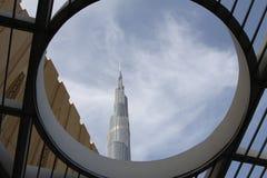 De langste toren Royalty-vrije Stock Afbeeldingen