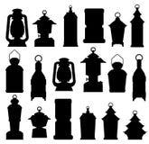 De lantaarn  stock afbeeldingen