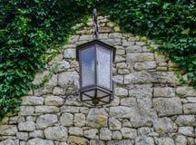 De lantaarn Stock Foto's