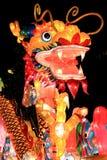 De lantaarn van de draak Stock Fotografie