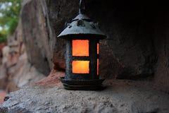 De lantaarn van de kaars Royalty-vrije Stock Fotografie