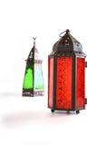 De Lantaarn van de Ramadan stock fotografie