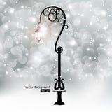 De lantaarn van de straat Stock Afbeelding