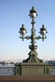 De lantaarn van de straat Stock Fotografie