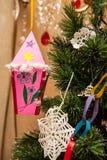 De lantaarn van het stuk speelgoed stock afbeelding