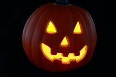 De Lantaarn van O van de Hefboom van Halloween Stock Afbeeldingen