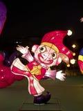 2014 de Lantaarnfestival van Taipeh Royalty-vrije Stock Foto's