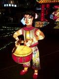 2014 de Lantaarnfestival van Taipeh Stock Afbeelding