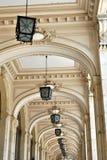 De lantaarns van de straat Royalty-vrije Stock Afbeeldingen