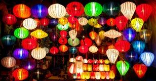 De lantaarns van de zijde Royalty-vrije Stock Foto's