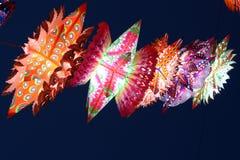 De Lantaarns van Diwali Royalty-vrije Stock Afbeeldingen