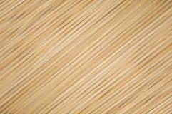 De lapjes vlees van het bamboe stock foto