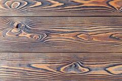 De larikshout van de close-uptextuur Stock Afbeeldingen