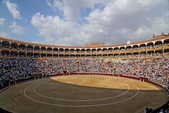 De Las Ventas, Madrid Plaza Del Toros Stockfotografie