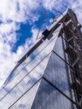 De Leadenhallbouw, Londen, Engeland Stock Foto's