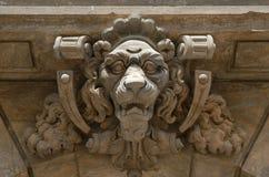 De Leeuw van Dresden Stock Afbeelding