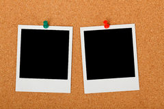 De lege Frames van de Foto Stock Foto