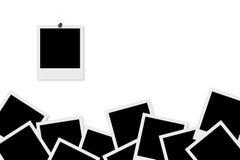 De lege Frames van de Foto Stock Afbeelding