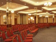 De lege ruimte van de Conferentie stock foto