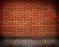 De lege ruimte van Grunge Stock Afbeelding
