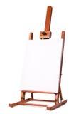De lege Schildersezel van de Kunstenaar Stock Foto